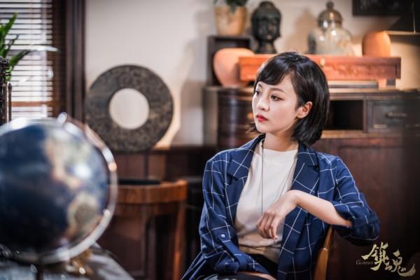 高雨儿饰演祝红(图片来源:剧版镇魂微博)