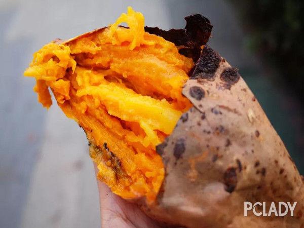 人间不值得,但烤红薯值得!