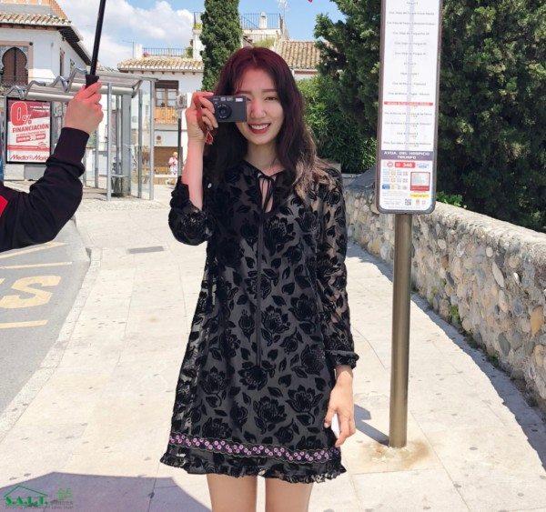 朴信惠(图片来源:朴信惠吧官方微博)