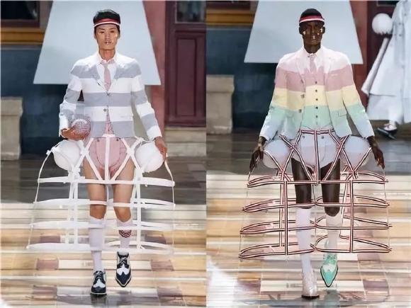 对不起是我不配进时尚圈...